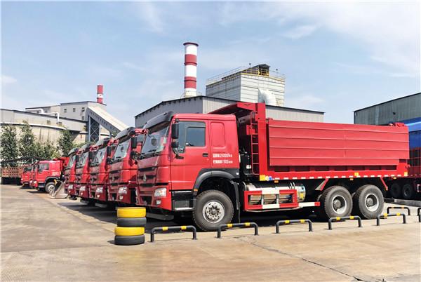 武安工业区车辆机械污染排放源头